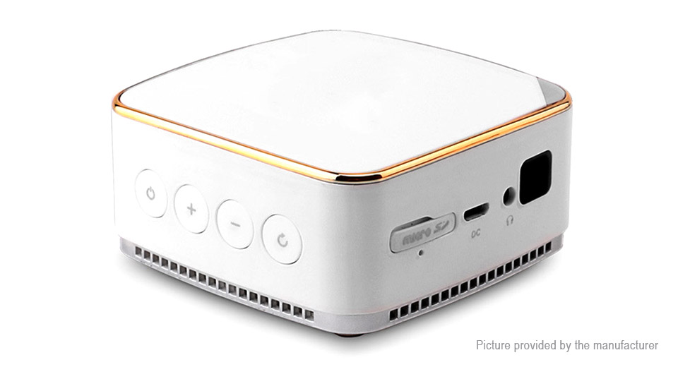 S8+ Portable Android 5.1 LED Projector Home Theater (US)