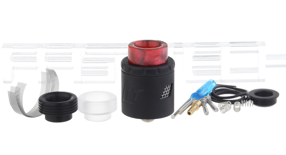 Authentic Vandy Vape Lit RDA Rebuildable Dripping Atomizer