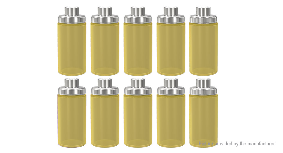 Authentic Wismec Squonk Bottle for LUXOTIC BF Box Mod (10-Pack)
