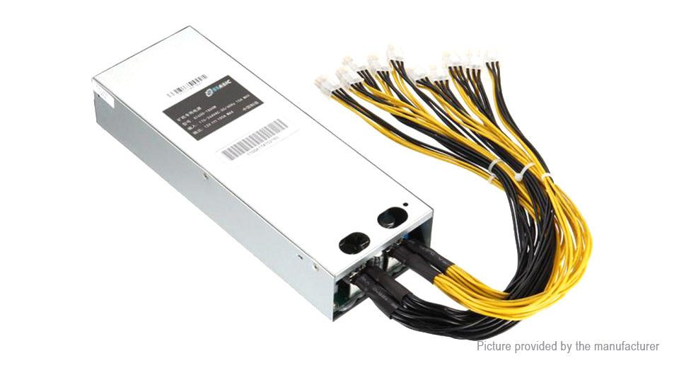 1800W Mining Machine Power Supply for Bitcoin Antminer