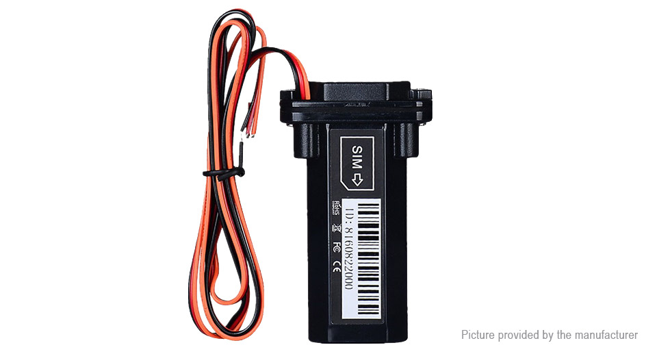 Mini GSM GPRS GPS Tracker Locator for Car Motorcycle Truck