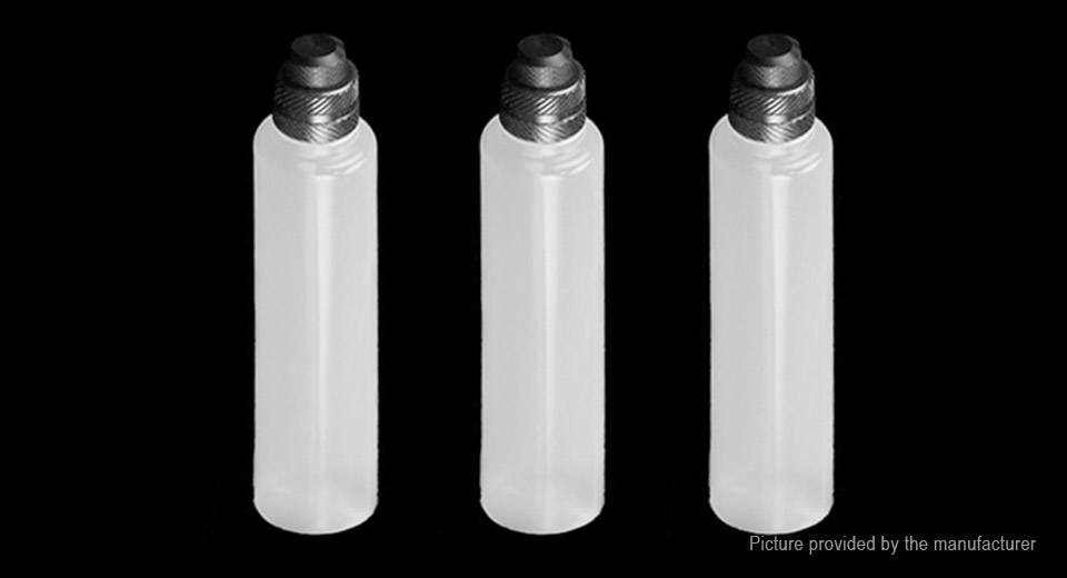 Coil Father Liquid Dispenser for Squonk Mod / Atomizer (3-Pack)