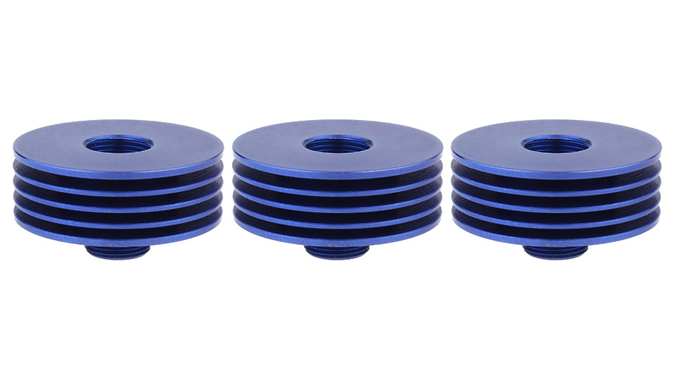 510 Heat Dissipation Heat Sink for Atomizer (3-Pack)