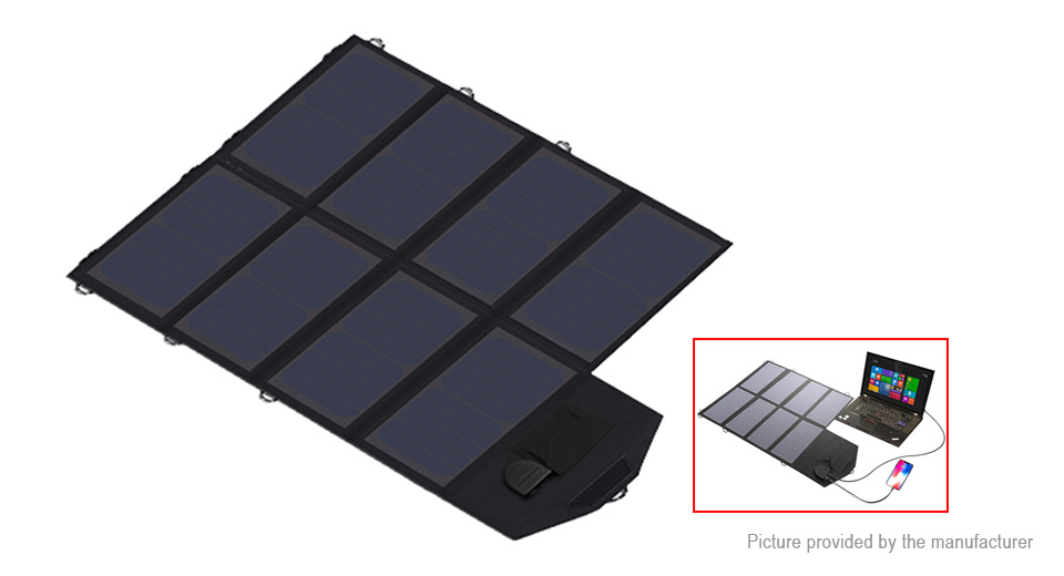 Product Image: x-dragon-xd-sp18v40w-outdoor-foldable-solar-panel