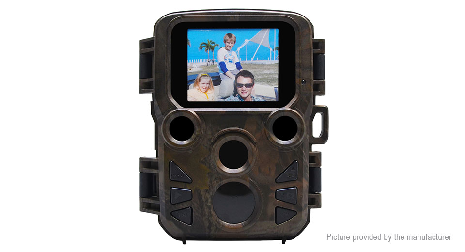 H501 1080p HD Infrared Hunting Trail Video Camera