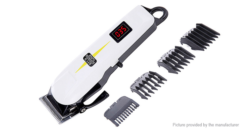 Professional Electric Rechargeable Hair Trimmer Clipper (US)