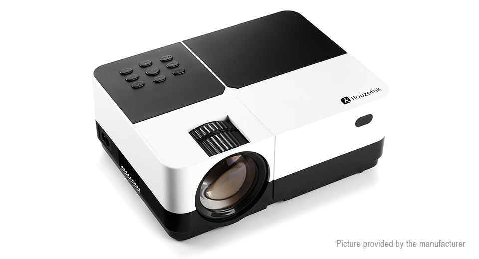 H2 Mini LED Projector Home Theater (US)