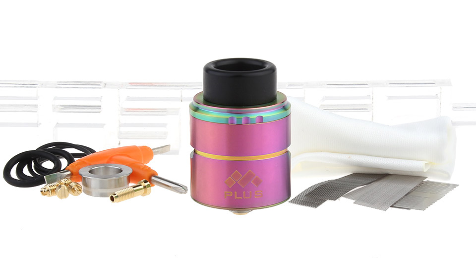 Product Image: authentic-vapefly-mesh-plus-rda-rebuildable