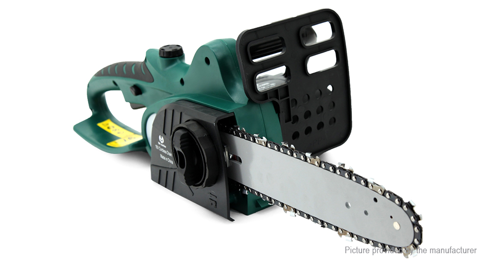 East ET1105 Cordless Electric Chainsaw Garden Power Tool (US)