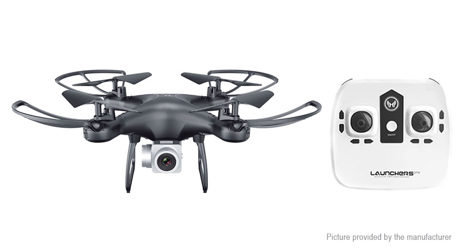 2.4GHz / 4CH / 4-axis gyro / altitude hold / headless mode / one key return / App control / flight tracker / up to 20 minutes flying time #drone