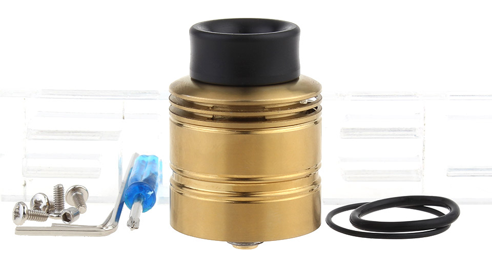The 502 Styled RDA Rebuildable Dripping Atomizer