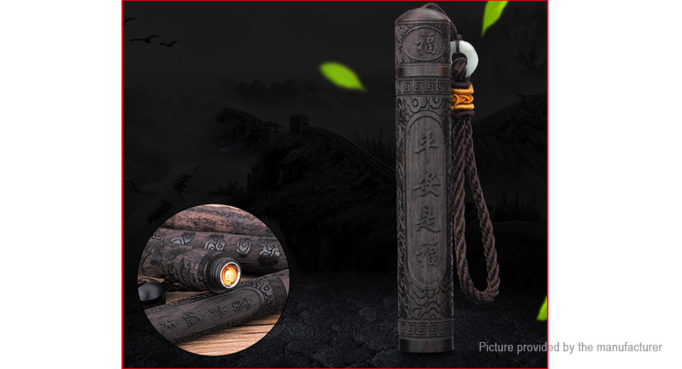 USB Rechargeable Electronic Cigarette Lighter