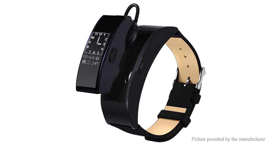 S3 Plus 0.96'' OLED Touch Screen Smart Bracelet Wristband