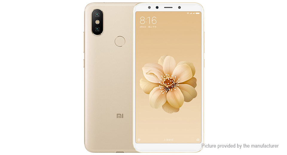 Product Image: authentic-xiaomi-mi-6x-5-99-lte-smartphone-64gb-us