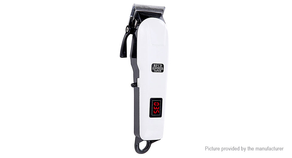 Professional Electric Rechargeable Hair Trimmer Clipper (EU)
