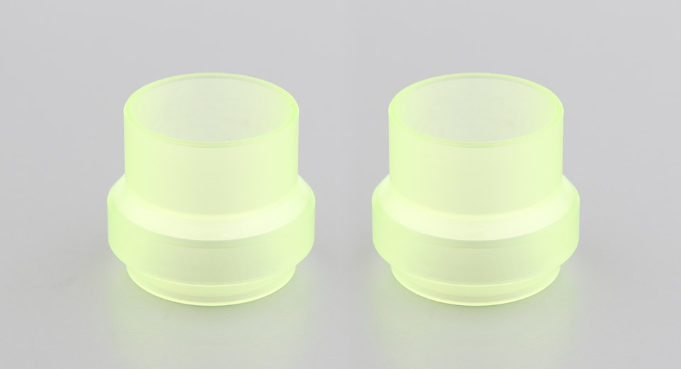 AOLVAPE Replacement PC Tank for SMOK TFV12 Prince Clearomizer (2-Pack)