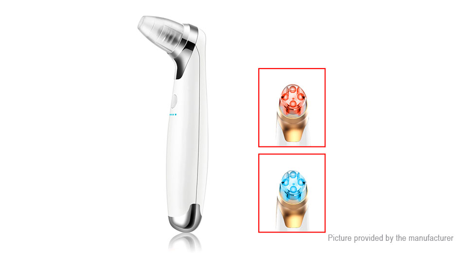 T628 Electric Facial Blackhead Vacuum Suction Ance Remover Pore Cleanser