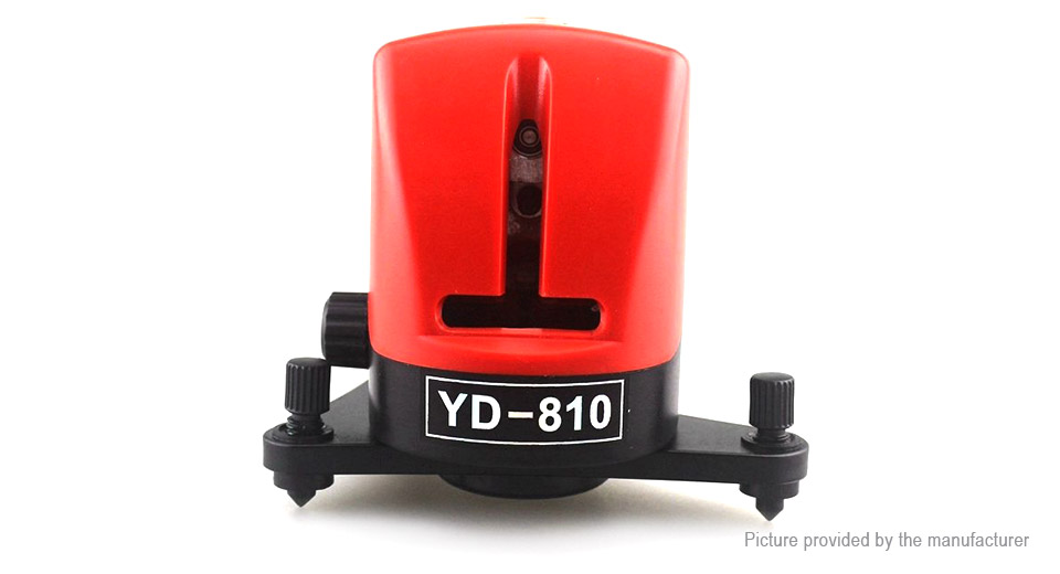 Product Image: aculine-yd-810-portable-self-leveling-cross-laser