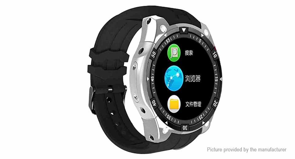 Product Image: x100-1-3-touch-screen-3g-smart-watch-phone