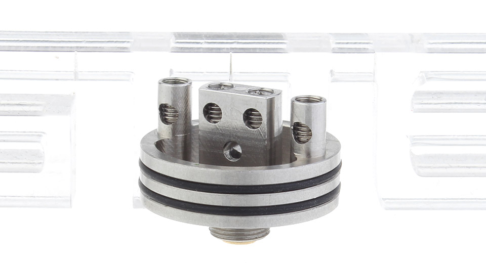 ST Replacement Stainless Steel Base for The Recoil V2 RDA Atomizer