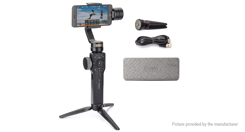 Authentic Zhiyun Smooth 4 3-axis Handheld Stabilization Gimbal
