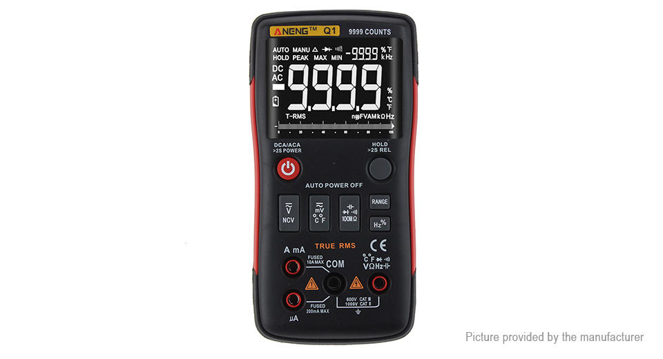 Product Image: aneng-q1-professional-true-rms-digital-multimeter