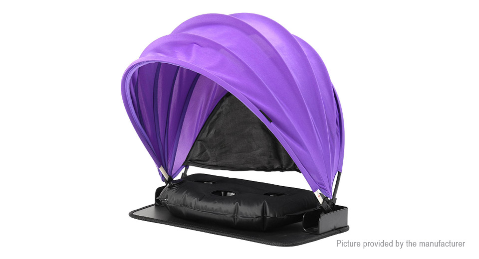 Outdoor Personal Face Shade Folding Beach Tent Awning