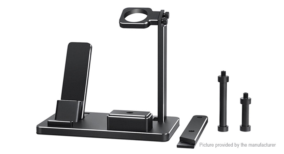 Aluminium Alloy Charging Dock Station Stand Holder for Apple iDevices