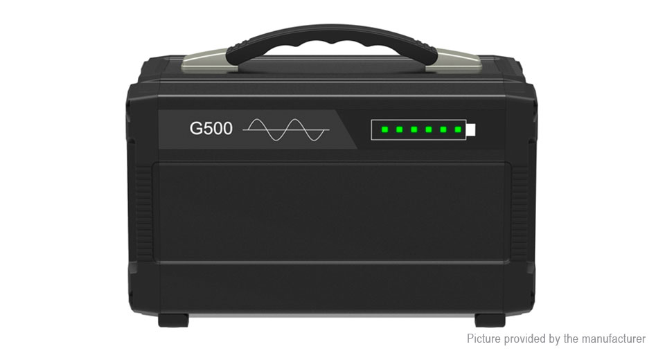 Product Image: g500-portable-solar-generator-inverter-emergency