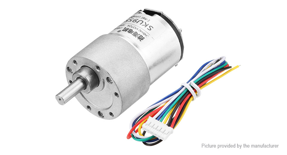 Product Image: chihai-dc-12v-330rpm-permanent-magnetic-encoder