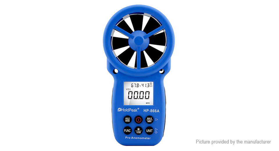 Product Image: holdpeak-hp-866a-handheld-digital-anemometer-wind
