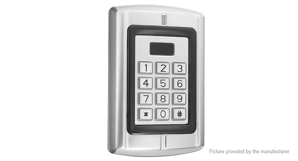 RFID Access Control ID Card Reader Stand-alone Door System IC/CPU ID Card