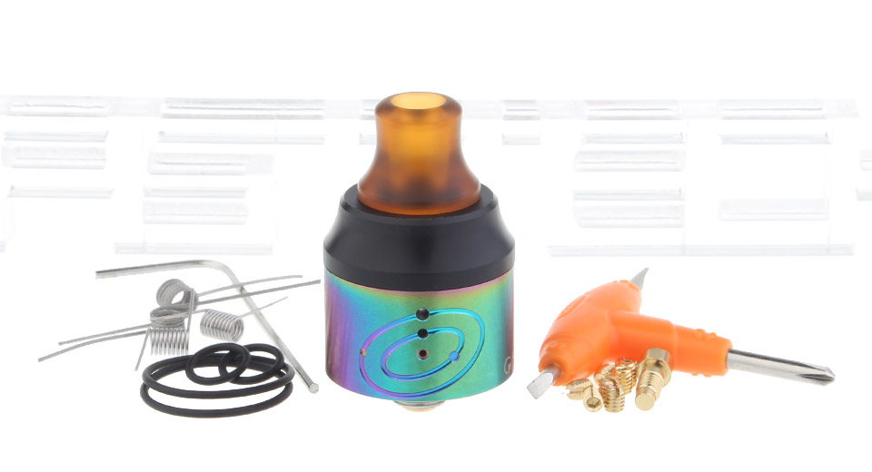 Product Image: authentic-vapefly-galaxies-mtl-rda-rebuildable