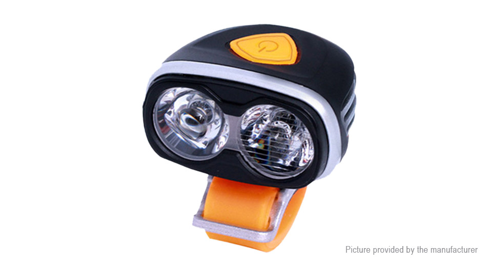USB Rechargeable Bicycle Bike Front Light