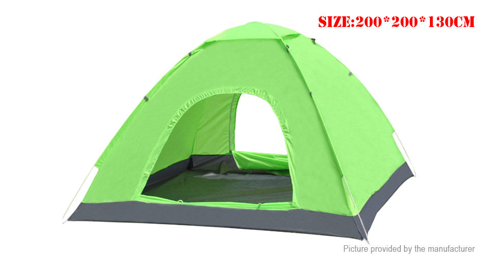 Portable Outdoor Folding Camping Hiking Automatic Pop-up Instant Tent