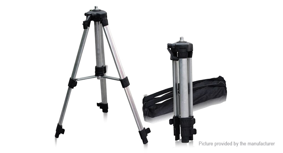 Aluminum Alloy Retractable Infrared Laser Level Tripod