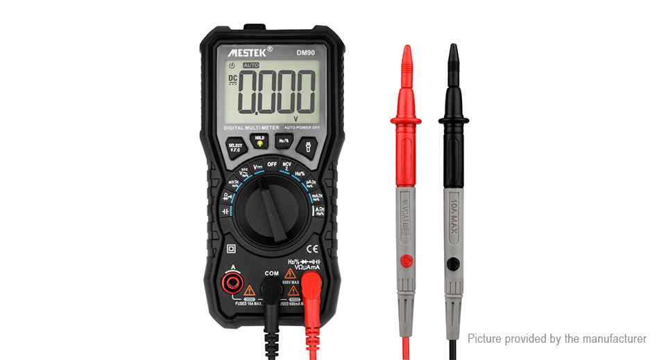 MESTEK DM90 High Precision Mini Digital Multimeter