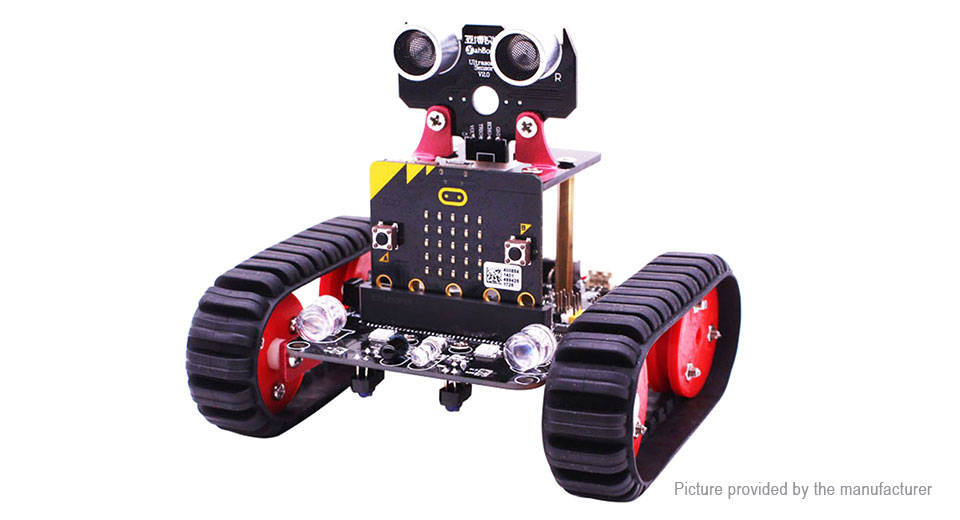Product Image: 2wd-educational-smart-robot-car-kit-for-micro-bit
