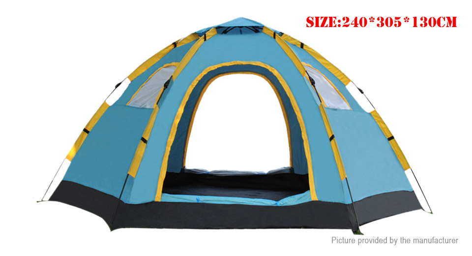 Outdoor Hiking Camping Automatic Opening Tent