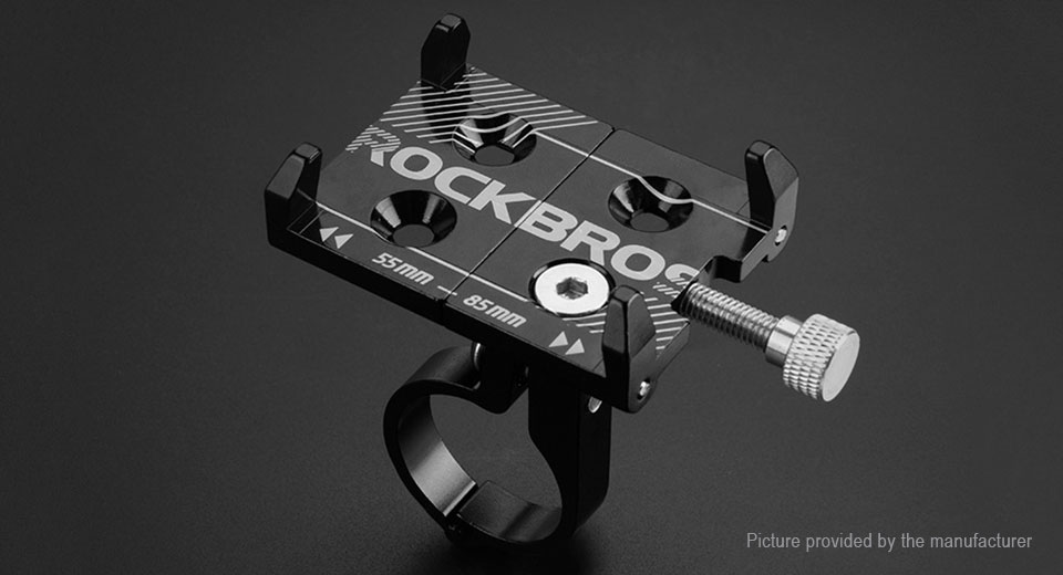 Product Image: rockbros-xjz1001-bicycle-mount-cell-phone-holder