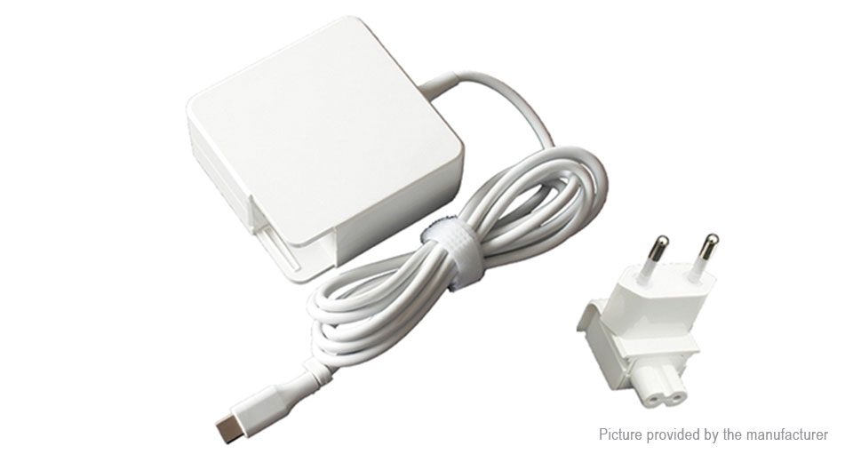A650C 65W USB-C PD Charger Power Adapter for Apple MacBook Air/Pro