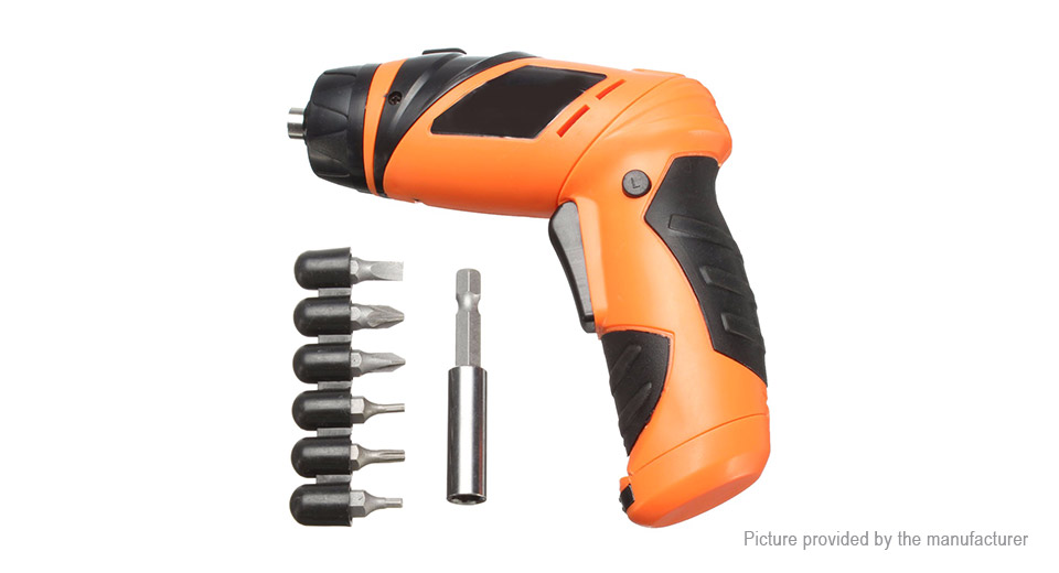Cordless Electric Hand Drill Screwdriver Tool