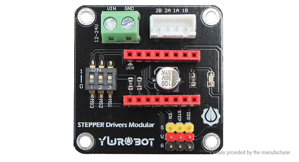 42 Stepper Motor Drive Expansion Board for 3D Printer
