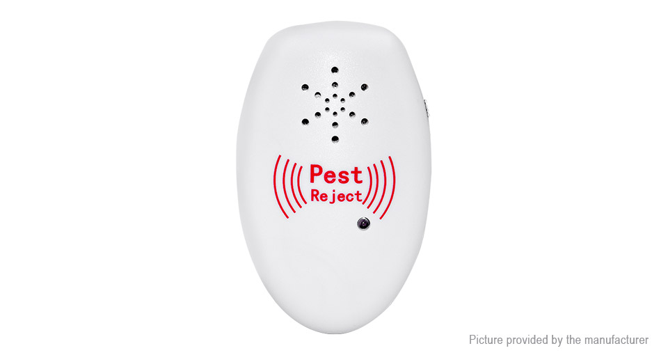 Ultrasonic Electric Mosquito Repellent Cockroach Mouse Pest Repeller