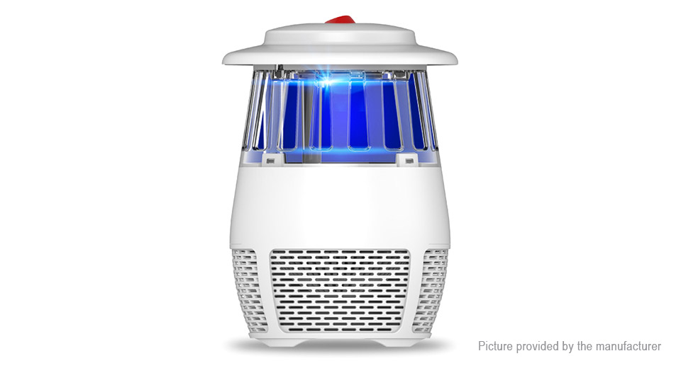USB Electronic LED Photocatalyst Mosquito Killer Repellent Trap Lamp