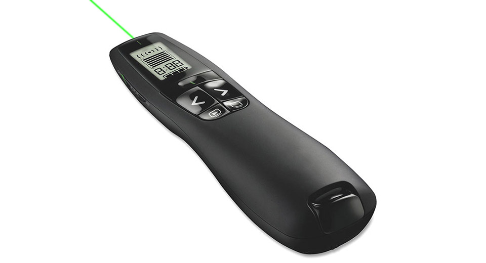 Product Image: r800-remote-control-ppt-presenter-laser-pointer