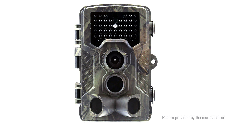 HC-800A 2 TFT 1080p HD Infrared Hunting Trail Video Camera
