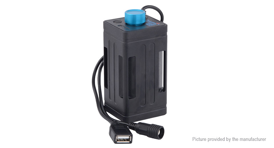 Product Image: trustfire-eb02-4-18650-lithium-battery-holder-case