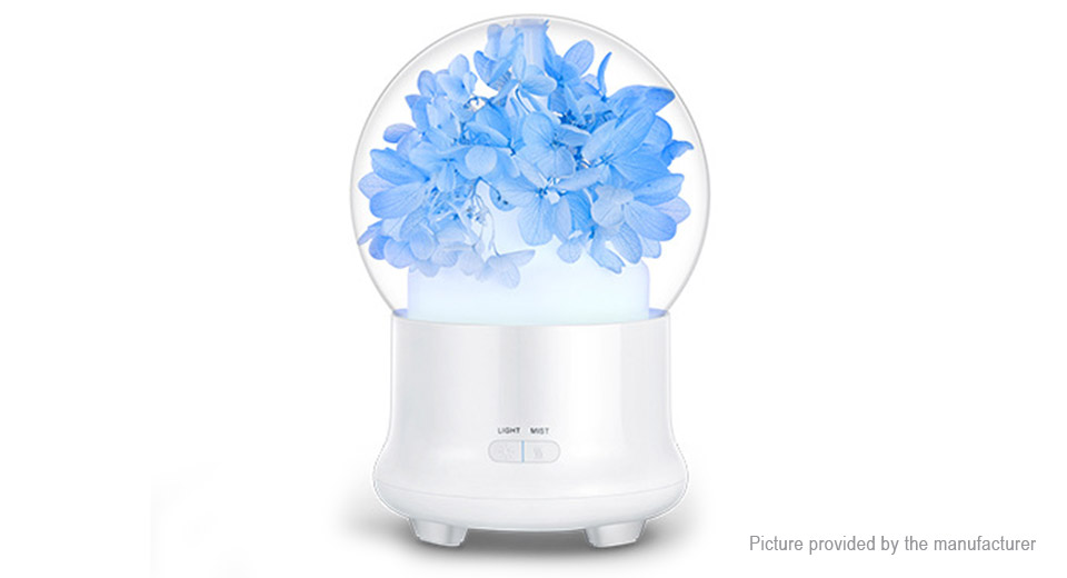 Sunshine ML-824 Eternal Flower Aroma Diffuser Air Humidifier (CN)