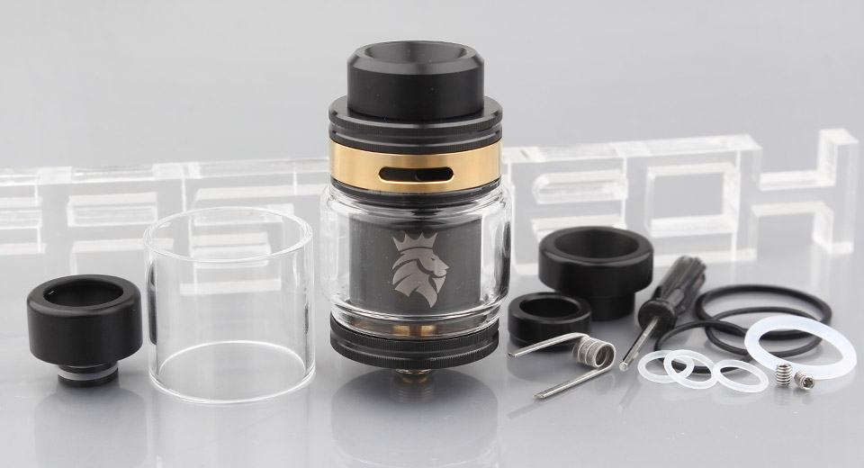 Product Image: authentic-kaees-solomon-2-rta-rebuildable-tank